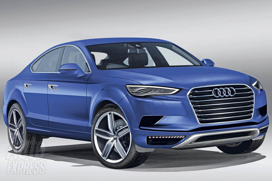 Three New Crossovers Audi Q Q Q New Cars - Audi q1