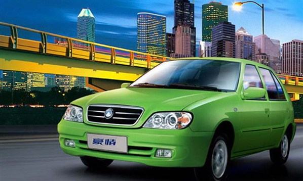 cheap cars Geely