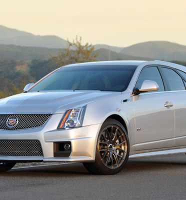 Cadillac CTS-V Sport Wagon Hennessey HPE750 Supercharged