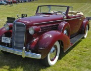 Cadillac Series 70 Convertible Coupe 1937