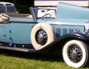 Cadillac Series 452 V16 Convertible 1931