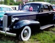 Cadillac La Salle Series 38-5027 Coupe 1938