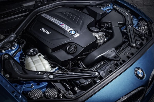 bmw sports coupe M2 2016 -10