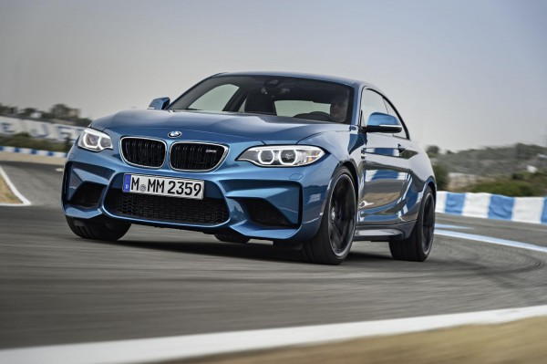bmw sports coupe M2 2016 -4