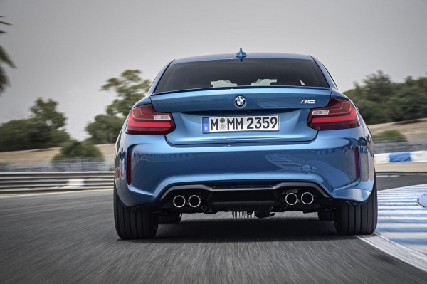bmw sports coupe M2 2016 -5