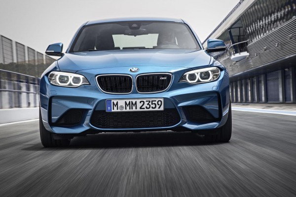 bmw sports coupe M2 2016 -6