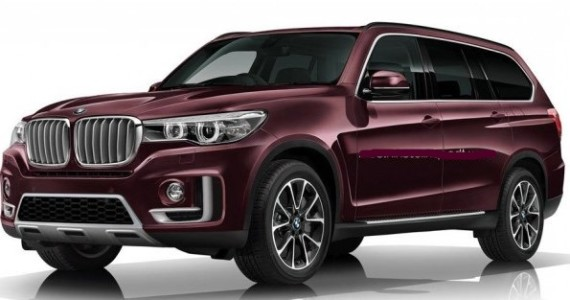 Seven-seater SUV BMW X7 will appear in 2019 | New cars ...