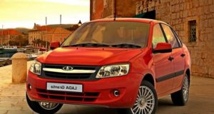 Lada Granta sales increased in Germany