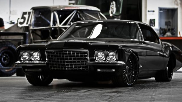 Black Buick Riviera